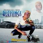 MUSIC: AbbeyNincy - Blessings (Prod. By Fynest Roland) | @AbbeyNincy