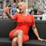 (WATCH): Amber Rose Reveals How Much She Makes From Instagram