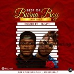 DJ MIX: DJ Ayi - Best Of Burna Boy Mix
