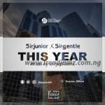 MUSIC: SirJunior Ft. SirGentle – This Year | @Sirjunior001