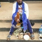 News: Fetish Objects Recovered From 14 University Yahoo-Boys In Oyo State (Photos)