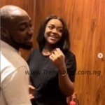 Gist: Davido Surprises Girlfriend, Chioma With Lots Of Gift On Valentine's Day (Video)