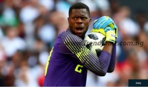 News: Super Eagles Keeper, Francis Uzoho Fined And Suspended