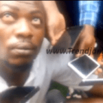 News: Police Parade Native Doctor, Men Who Tortured Lady Over Missing iPhone (Watch Video + Photos)