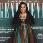 Gist: Sola Sobowale Covers The Latest Edition of Genevieve Magazine