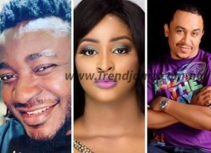 Gist: Here Is Why Daddy Freeze Blames Himself Over Etinosa's Free Show Of Nudity On Instagram