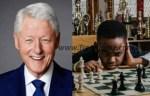News: Bill Clinton Wants To Meet 8-Year-Old Nigerian Chess Champion