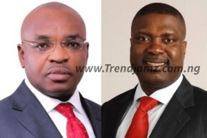 #AKWAIBOMDECIDES2019: Udom and PDP In Panic Over APC's Nsima's Likely Victory