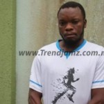 News: Yahoo-Boy Who Pretended To Be A Divorced Mother Of One Arrested By EFCC (Photo)