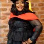 Gist: I Was Born Out Of Rape – Comedienne Helen Paul Dedicates Ph.D To Mum