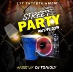 DJ MIX: DJ Tonioly - Street Party Mix 2019