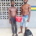 News: Police Arrest Two For Stealing Female Pants (Photos)