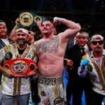 News: Andy Ruiz Jr Boldly Demands $50million To Rematch Anthony Joshua