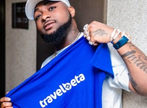 Gist: Online Travel giants Travelbeta signs Davido as first official brand ambassador