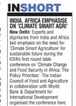 News: India, Africa Need To Work On Climate-Smart Agriculture: Experts