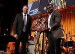 Gist: Slavery in Africa: Kelly Hansome bags MOSAIC International Award in New York