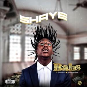 MUSIC: Babs - Shaye