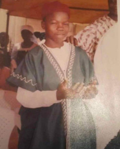 Photo: Throwback Photo Of Naira Marley When He Was An Alfa