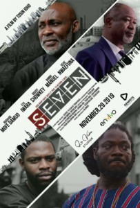 "Gist: Watch The Trailer For The Movie ""SEVEN"" Starring RMD, Orezi, Daddy Showkey and More, Directed by Tosin Igho"