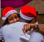 'I said Yes!' BBNaija Star Khafi Announces Her Engagement To Gedoni