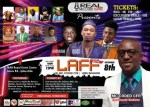 Event: Laff Alive Comedy Festival With MC Coded CFR
