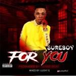 MUSIC: Sureboy - For You (Prod. Sense Beat)