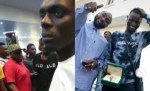 Davido's associate, Aloma DMW allegedly beaten by cultist at Marlian Fest (Video)