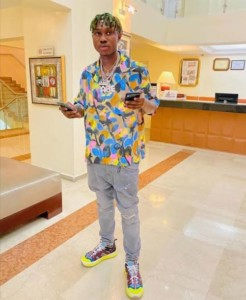 """I Injured 140 Rappers"" – Zlatan Ibile Brags As He Shares Throwback Photo"