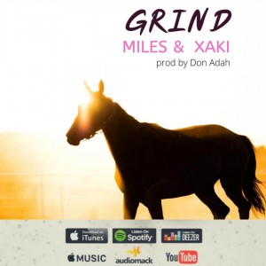 "PluckyHit Global Records, Miles Teams Up With Xaki For New Inspirational Song Titled ""Grind"""