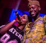 Simi And Adekunle Gold Reportedly Welcome Baby In The US (Read Full Details)