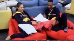 #BBNaija: Erica Tells Laycon She Can't Be In A Relationship With Him [Video]