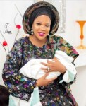Toyin Abraham Super Excited As Her Son Is About To Clock A Year Old