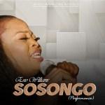 VIDEO: Eno Williams - Sosongo [Ministration]