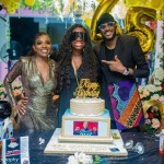 The Need-to-See Photos from 2Baba's Surprise 45th Birthday Party