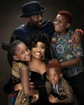 Bovi and wife celebrate their wedding anniversary with beautiful family photos