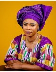 Meet Yankee Based Gospel Act, Olori Jesu, Who Is Taking After Mama Bola Aare In Music