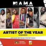 MTV MAMA 2021: Full Nominees List