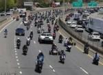 DMX: Hundreds Of Bikes Escort Monster Truck Carrying His Casket