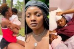 Simi reveals how her daughter spoilt her song recording and why she will leave it for fans to hear it