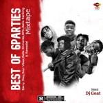 Dj Goat - Best Of 6Parties Mixtape (Barry Jhay,Seyi Vibez,Bella Shmurda,OML,Ballo Ranking & Ramadel)