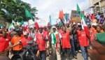Over 100 Thugs Invade NLC Office In Kaduna