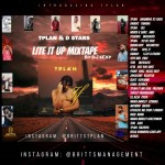 TPlan & D Stars – Lite It Up Mixtape Hosted By DJ Sexy