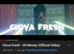 Oil Money Records artiste Clova Fresh's 'Oil Money Music Video' Hits 1.1M Views On YouTube In Less Than 24 Hours