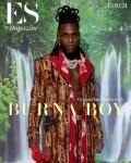 Burna Boy looks extra dapper on Evening Standard Magazine's Latest Cover