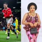 Actress, Funmi Awelewa Jubilates As Cristiano Ronaldo Views Her Instastory