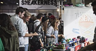 Get involved with Europe's biggest sneaker show Sneakerness