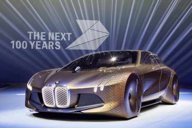 BMW looks at the next 100 years