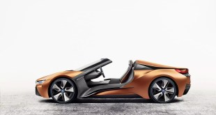 The BMW i8 Roadster is coming