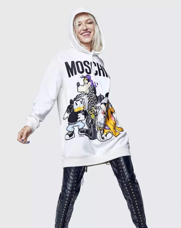 H&M launch Moschino tv X H&M