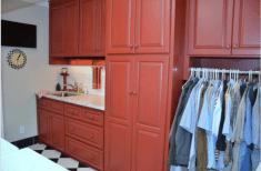 2016 Harrison Home Tour Laundry Room www.TrendMarkInc.com